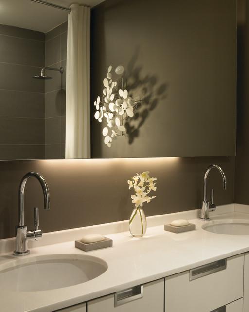 Cheap Illuminated Bathroom Mirrors: 6 N Michigan Avenue : 1 Bedroom Apartment