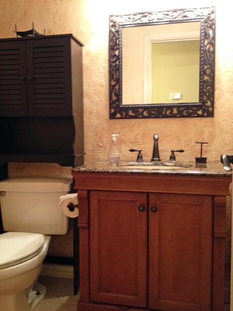 605 barnes mckinney tx 75069 traditional bathroom for Bathroom remodel keller tx