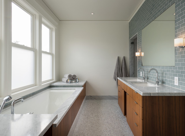 Contemporary Bathroom by Sutro Architects