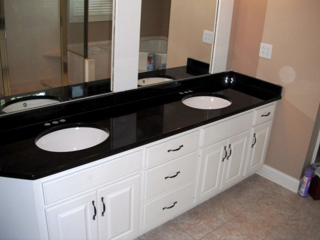7 2 12 Black Galaxy Granite Colors For White Cabinets