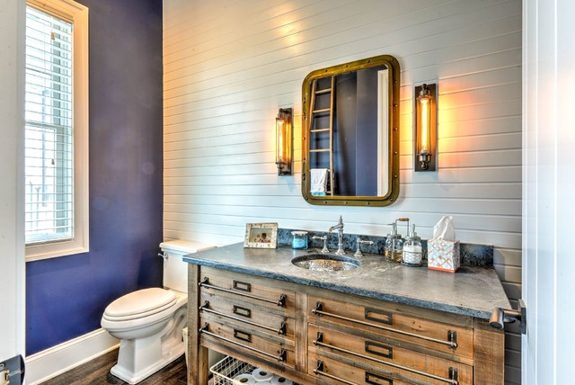 70 Blackpool Road Contemporary Bathroom Other By Broadpoint Custom Homes
