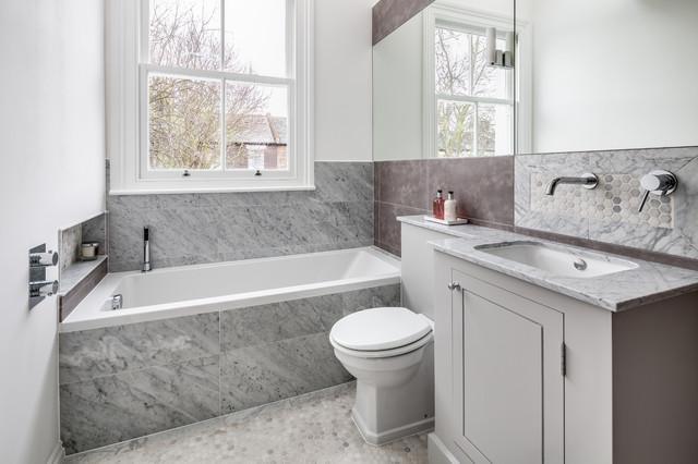 77 Glebe Scandinavian Bathroom