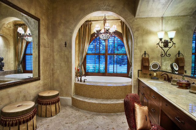 8200 Big View mediterranean bathroom