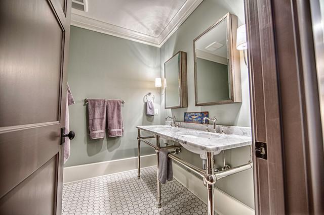 87 Crown Pointe Transitional Bathroom