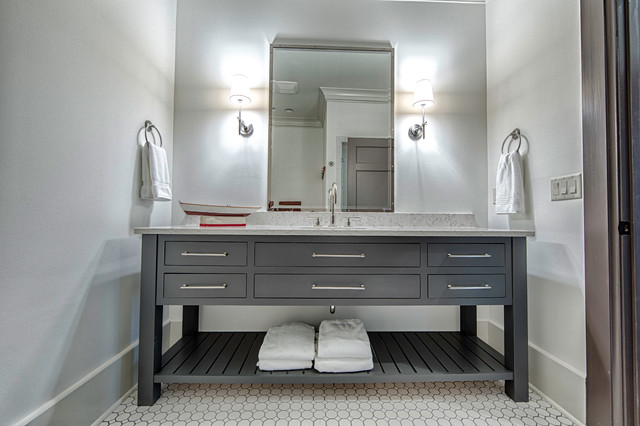 87 Crown Pointe Transitional Bathroom Birmingham By Toulmin Homes