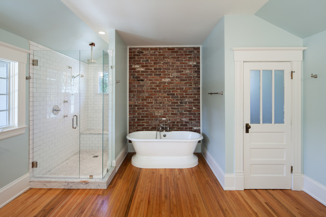 8th Street - Craftsman - Bathroom - Charlotte - by ...