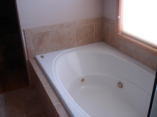 90s master bath remodel traditional bathroom - Bathroom Remodel Denver