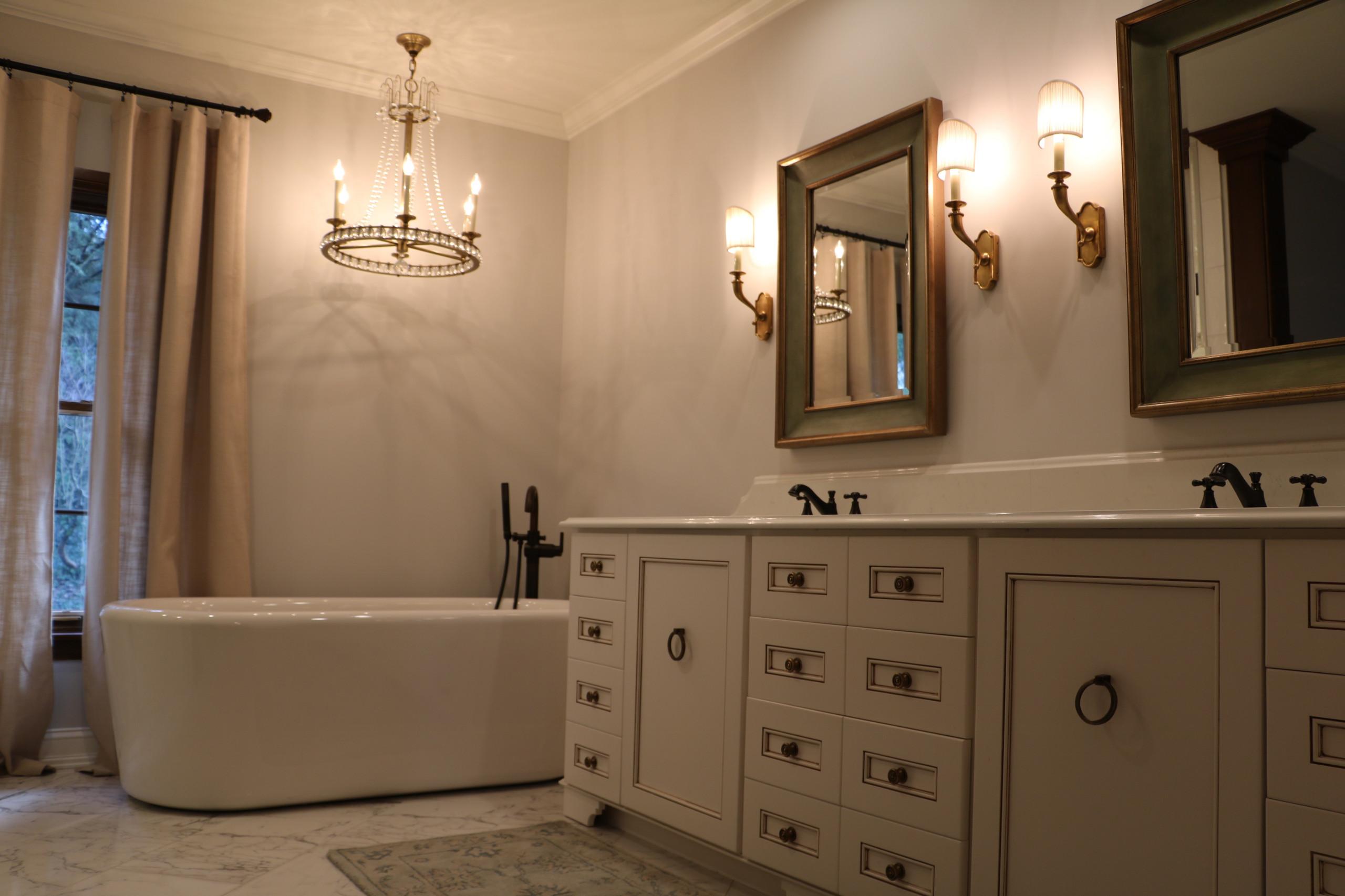 A 1970's Bathroom Refresh