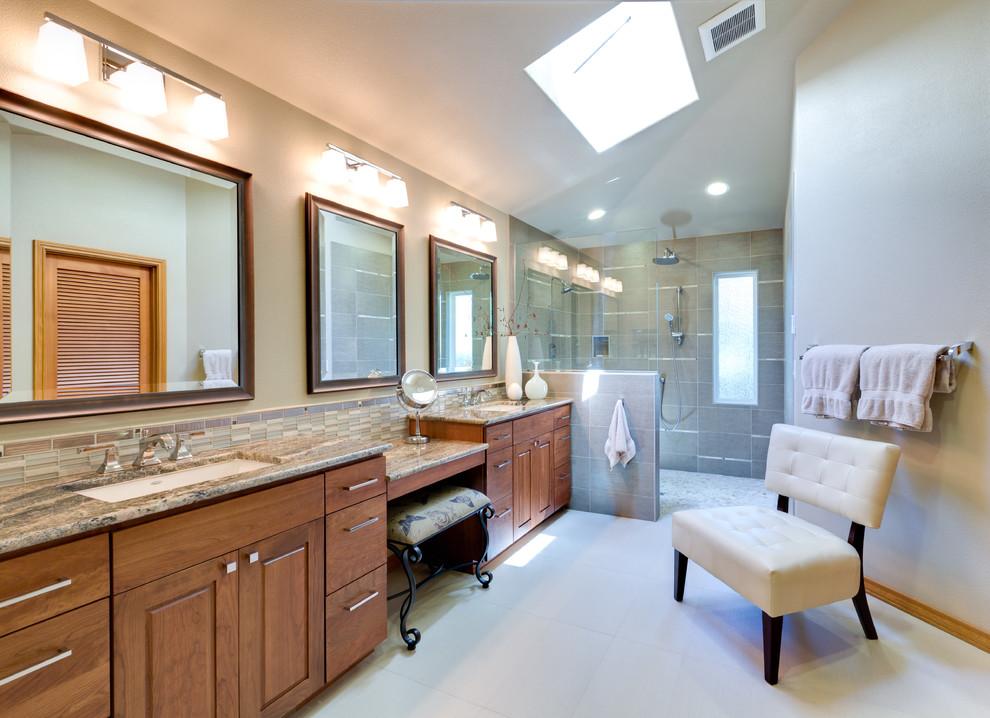 A Cambridge Bathroom Remodel in Salem, Oregon ...
