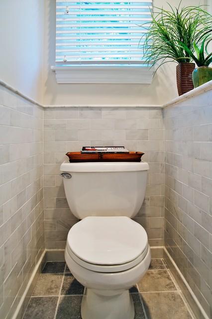 A Classic Bath traditional-bathroom