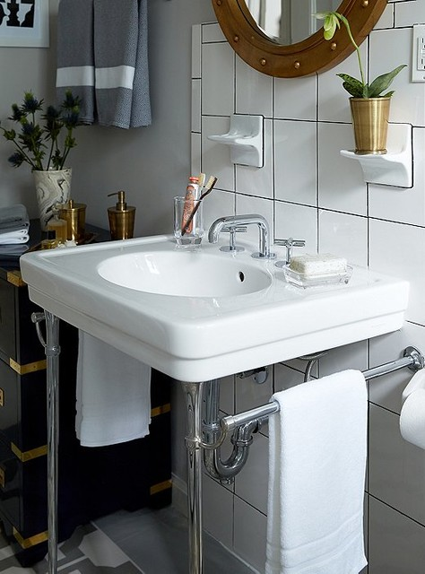 A Contractor Free Bathroom Renovation You Won T Believe