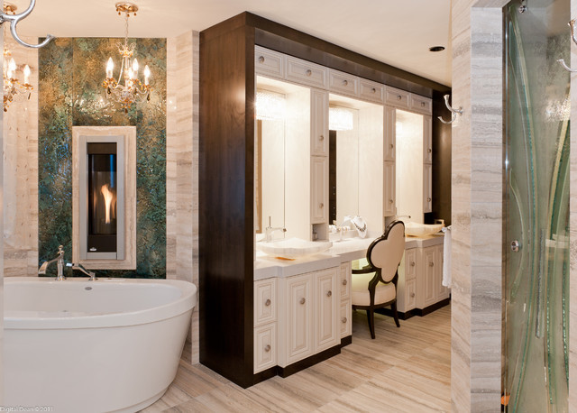 A Dream Renovation in the Beautiful Okanagan Valley! contemporary bathroom
