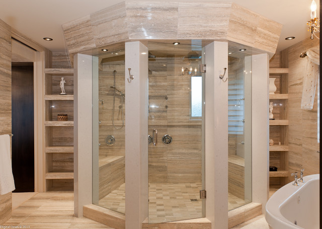 Dream Bathroom His And Hers A Dream Renovation In The Beautiful Okanagan Valley