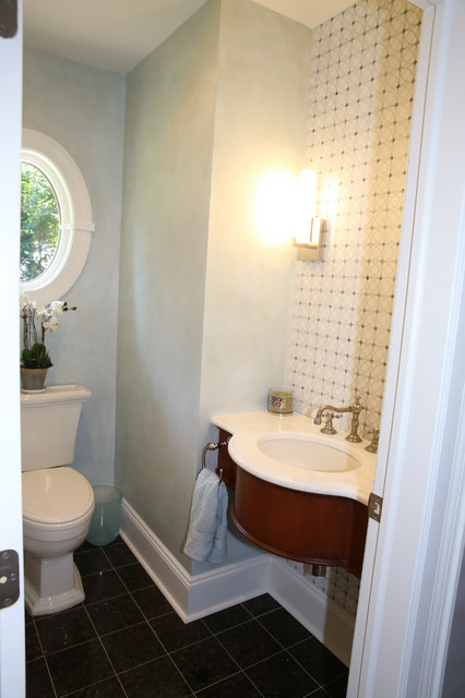 elegant transformation traditional bathroom new york by