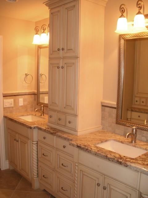 A Favorite Guest Bath traditional-bathroom