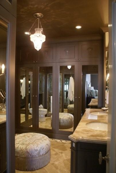 A Master Bath Dressing Room