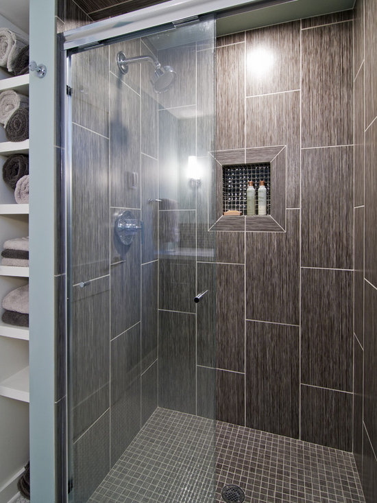Modern Bathroom Shower Tile
