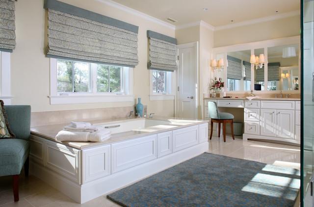 A Playful Palette - Contemporary - Bathroom - DC Metro - by Sroka Design, Inc.