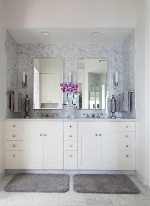 Custom bathroom mirrors with new photos for Custom made mirrors for bathrooms