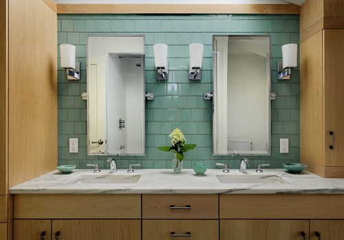 Where are the sconces and mirrors from? - Houzz