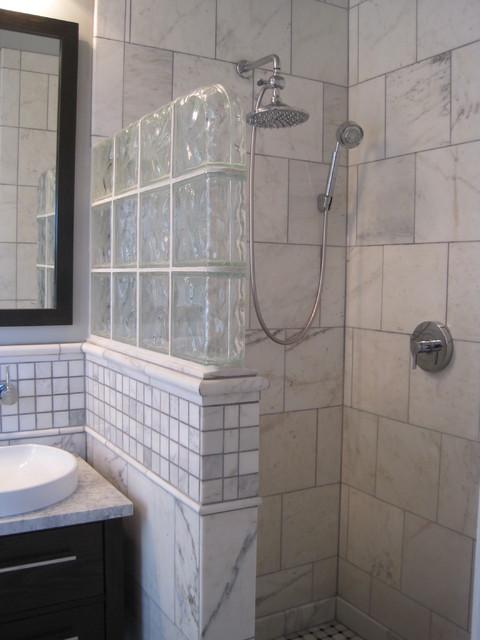 A Small Bathroom Traditional Bathroom Richmond By