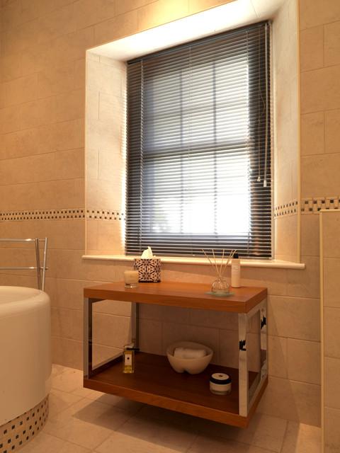 A Somerset Home contemporary-bathroom