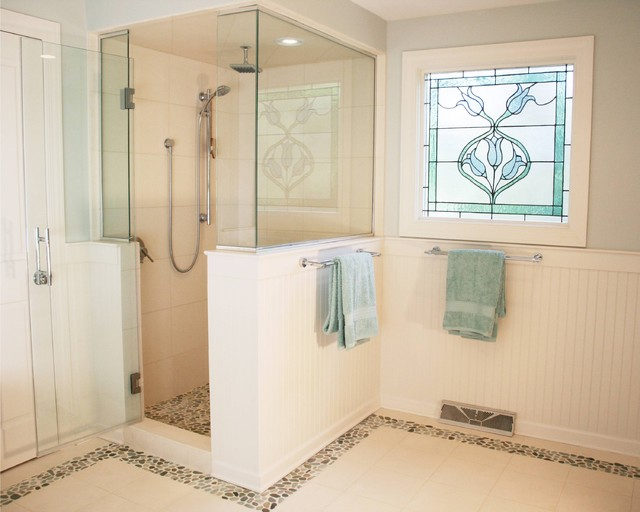 A Space Transformed traditional-bathroom