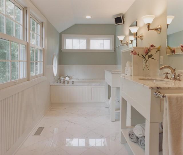 a symphony of parts - the bath bathroom