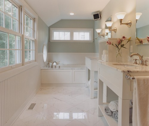 Awning Windows In Bathrooms