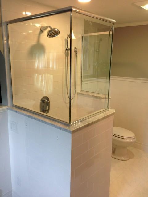 A Syracuse Master Bathroom Contemporary Bathroom New