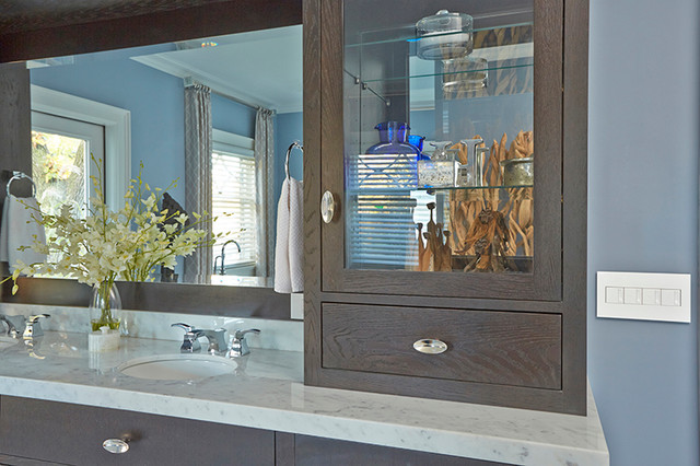 Creative Private Residence Yonkers NY  Contemporary  Bathroom  New York