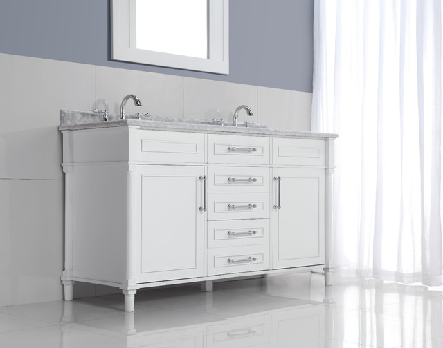 Aberdeen 60 Ove Decors Bathroom Vanity Traditional Bathroom