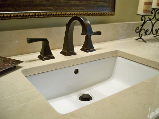 Abingdon Model- Country French bathroom