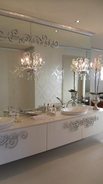 ACARKENT VILLA eclectic-bathroom