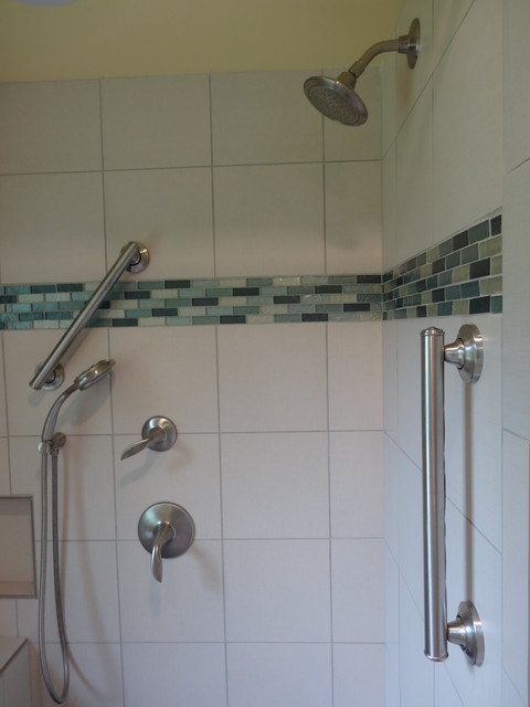 Accessible Shower Grab Bars