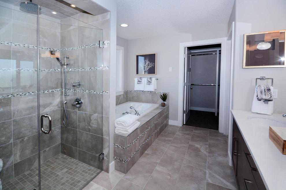 Action Flooring - Beautiful Bathroom - Edmonton, AB ...
