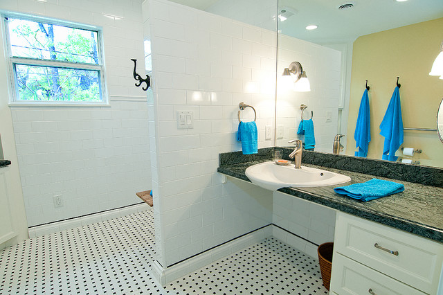 Ada bathroom remodel for Ada bathroom designs