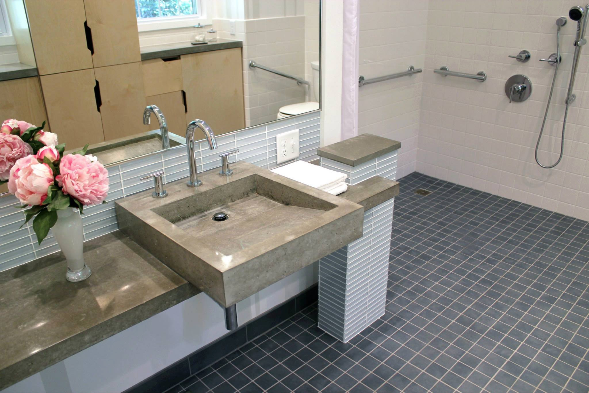 ADA Bathroom Renovation
