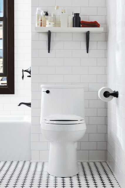 Adair Toilet OnePiece Modern Bathroom Other by