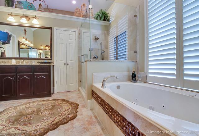Adams Drive traditional-bathroom