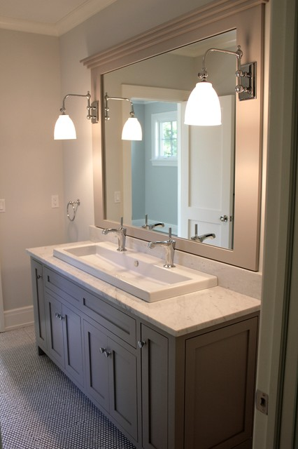 Adams Farm Road Traditional Bathroom New York By