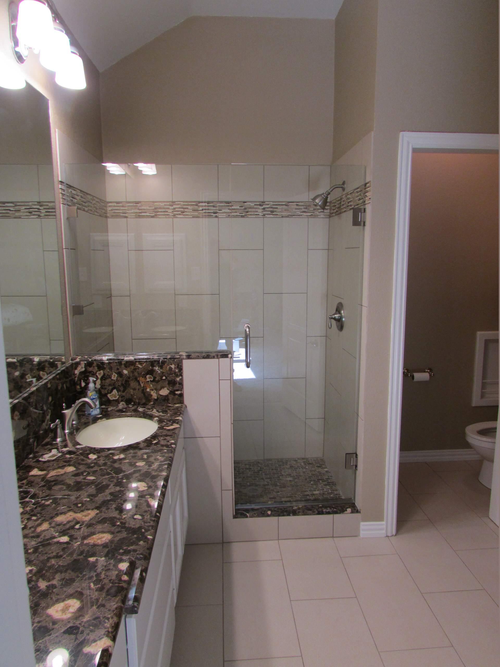 Addison Master Bathroom