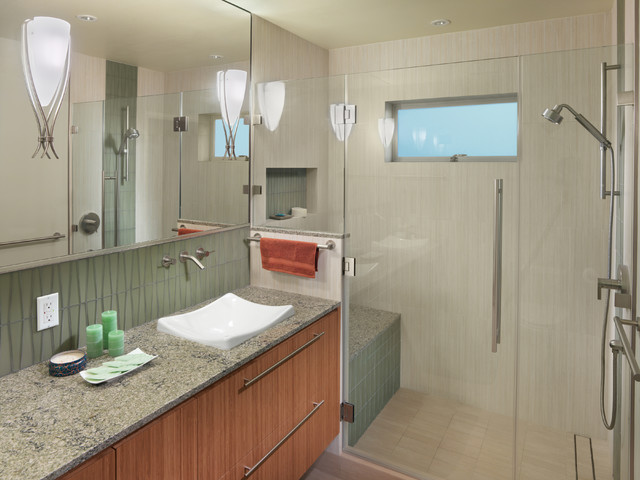 Addison street modern bathroom san francisco by for Addison salon san francisco