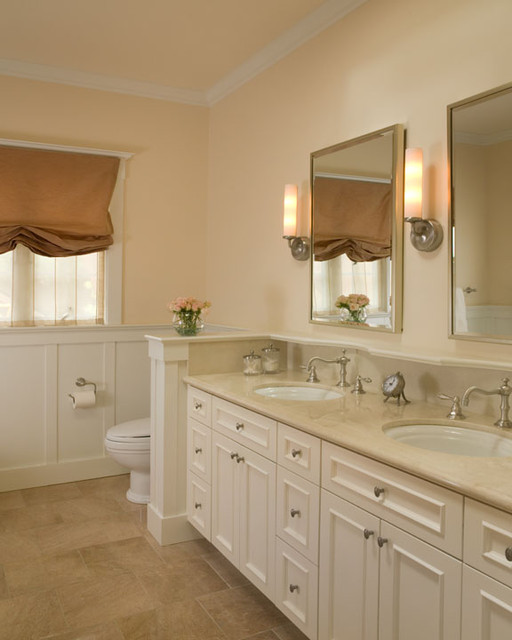 addition and remodel  traditional  bathroom  san