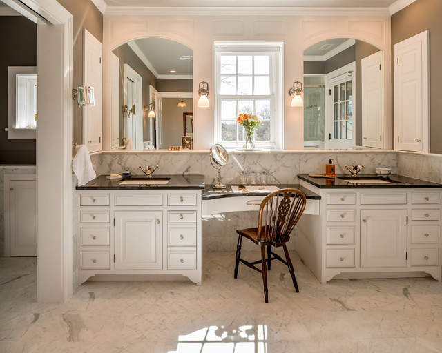 Bathroom Vanities Philadelphia addition and renovation, bucks county, pa - victorian - bathroom