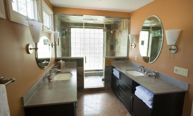 Additions traditional-bathroom