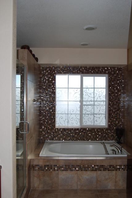 Adele - Master Bathroom traditional-bathroom