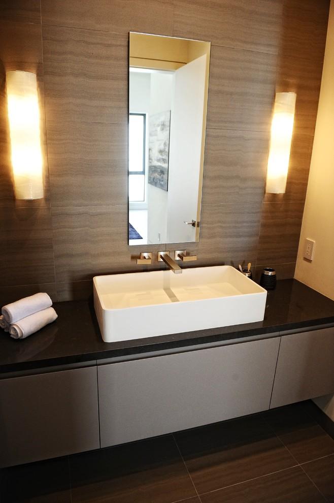 "ADM Bathroom Rectangular Countertop Sink, White, 32"" - DW ..."