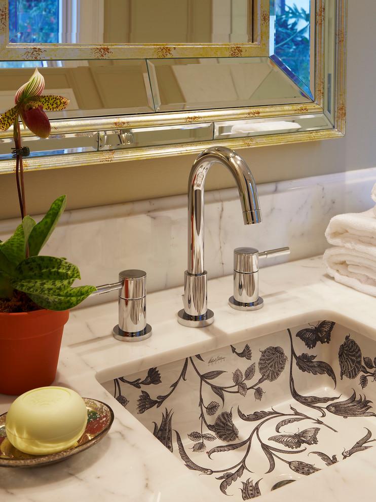 Admirals Cove Spec - 119 - Tropical - Bathroom - Miami ...