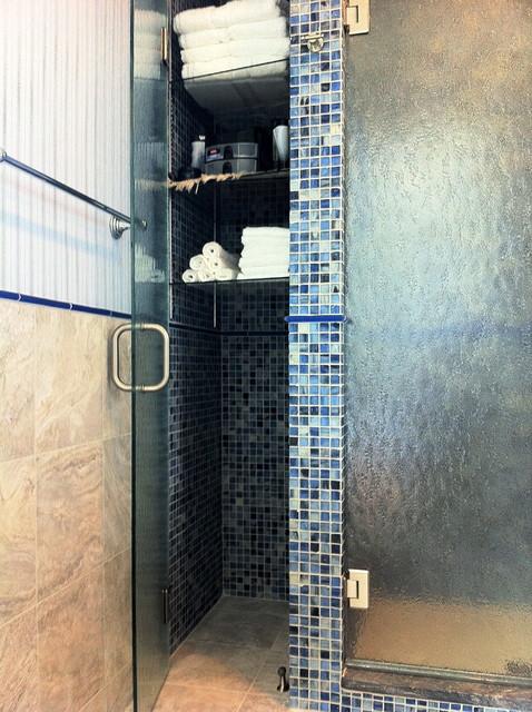 Advantage Contracting Portfolio contemporary-bathroom